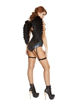 Adult  Outcast Angel Woman Costume