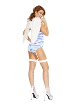 Adult Cloud Nine Angel Woman Costume