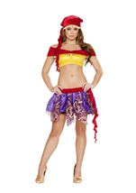 Mischievous Gypsy Woman Costume