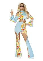 Radical Hippie Woman Costume