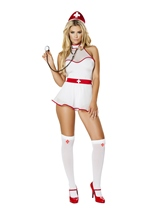 Naughty Nurse Nightingle Woman Costume