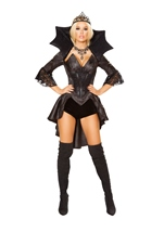 Evil Queen Of Darkness Woman Costume