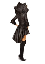 Adult Evil Queen Of Darkness Woman Costume