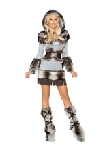 Adult Eskimo Cutie Woman Costume