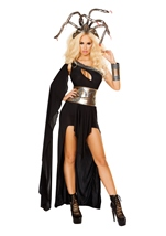 Medusa Woman Costume Snake Princess