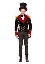Ringmaster Men Costume
