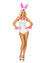 Cute Bunny Woman Costume