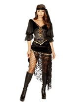 Gypsy Maiden Woman Costume