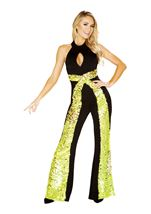Disco Hottie Woman Costume