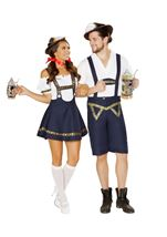 Adult Bavarian Beauty Woman Costume
