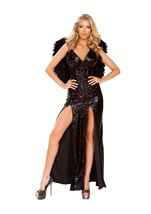 Wicked Dark Angel Woman Costume
