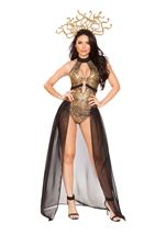 Adult Medusa Snake Lover Woman Costume