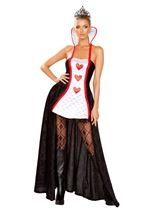 Ruler of Hearts Woman Costume