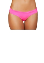 Adult Low Cut Shorts Hot Pink
