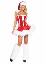 Adult Sweet Santa Women Christmas Costume