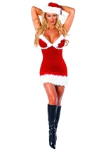 Miss Santa Women Christmas Costume