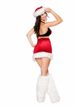 Santas Cutie Women Christmas Halloween Costume