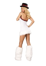 Snow Princess Women Christmas Costume