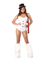 Ice Queen Women Christmas Sexy Halloween Costume