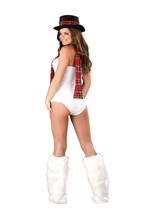 Adult Ice Queen Women Christmas Sexy Costume