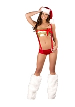 Sexy Christmas Gift Women Costume