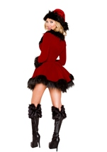 Adult Evil Santa Woman Costume