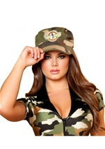 Army Woman Hat