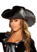 Pirate Princess Women Deluxe Hat
