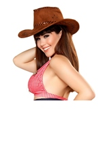 Cowgirl Deluxe Hat