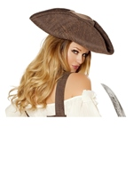 Pirate Maiden Deluxe Hat
