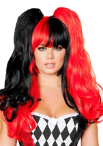 Jester Hottie Women Wig