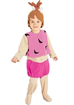 Kids Flintstone Pebbles Costume