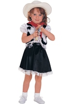 Toddler Cowgirl Costume