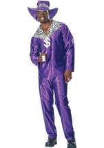 Mac Daddy Men Gangster Costume