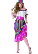 South Of The Border Women Costume