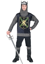 Warrior King Men Deluxe Costume