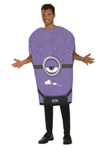 Despicable Me 2 Evil Minion Adult Costume