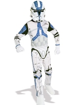 Star Wars Clonetrooper Men Costume