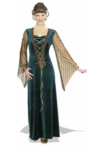 Lady Guenivere Women Deluxe Costume
