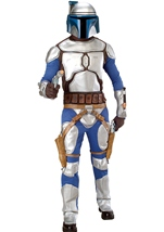 Star Wars Jango Fett Deluxe Men Costume