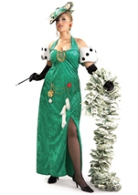 Lady Luck Women Plus Costume