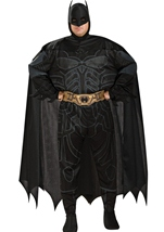 Plus Batman The Dark Rises Costume