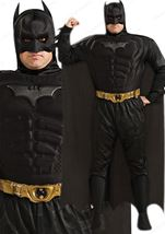 Plus Deluxe Muscle Batman Dark Rises Costume