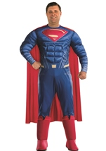 Superman Dawn of Justice Plus Costume