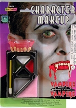 Vampire Halloween Makeup Kit