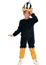 Daffy Duck Looney Tunes Kids Costumes