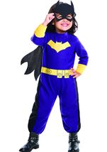 Batgirl Romper Girls Toddler Costume