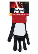 Stromtrooper Star Wars Kids Gloves