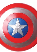 Captain America Shield Adult
