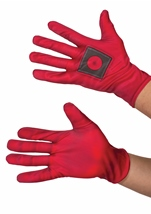 Deadpool Men Gloves